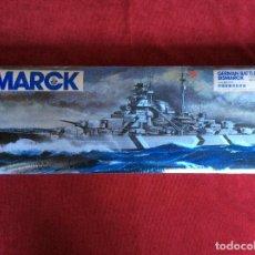 Maquetas: MAQUETA ACORAZADO BISMARCK 1/350. Lote 113506659