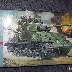 Maquetas: SHERMAN M4 A3E8. HASEGAWA 1/72. Lote 113590575
