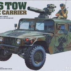 Maquetas: MAQUETA 1/35 - M966 TOW MISSILE CARRIER. Lote 114174431