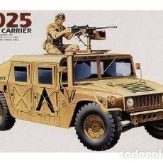 Maquetas: MAQUETA 1/35 - M1025 ARMOURED CARRIER. Lote 114174723