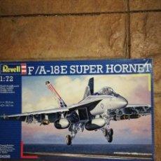 Maquetas: MAQUETA 1/72 - F/A-18E SUPER HORNET. Lote 114176731