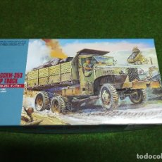 Maquetas: GMC CCKW-353 DUMP TRUCK - HASEGAWA - 1/72 - 31122. Lote 114332882