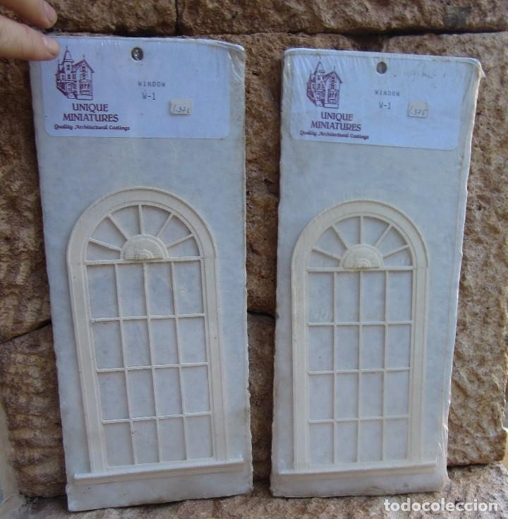 Maquetas: Ventana miniatura arquitectura - Foto 2 - 114334215