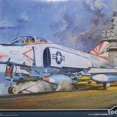 Maquetas: MAQUETA 1/48 - F-4B PHANTOM II. Lote 114344443