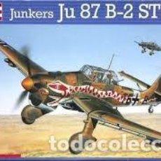 Maquetas: MAQUETA 1/48 - JUNKERS JU 87 B-2 STUKA. Lote 114352899