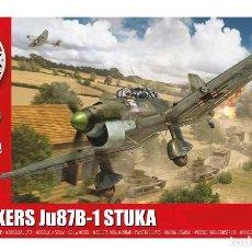 Maquetas: MAQUETA 1/48 - JUNKERS JU87 B-1 STUKA. Lote 114352979