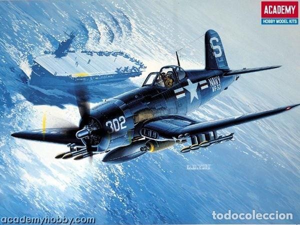 MAQUETA 1/48 - VOUGHT F4U-4B CORSAIR (Juguetes - Modelismo y Radio Control - Maquetas - Aviones y Helicópteros)