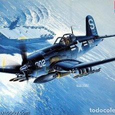 Maquetas: MAQUETA 1/48 - VOUGHT F4U-4B CORSAIR. Lote 114353431