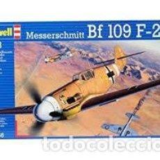 Maquetas: MAQUETA 1/48 - MESSERSCHMITT BF 109 F-2/4. Lote 114354299