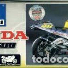 Maquetas: ITALERI - HONDA NSR 500 ROSI 4501 1/6. Lote 114406467