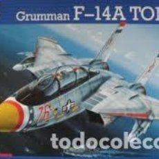 Maquetas: REVELL - F-14A TOMCAT 04348 1/72. Lote 114563847