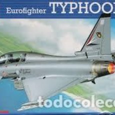 Maquetas: REVELL - EUROFIGHTER TYPHOON DOUBLE SEATER 04621 1/72. Lote 114665051