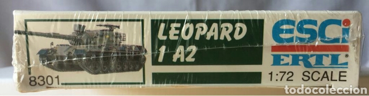 Maquetas: ESCI-ERTL Tanque Leopard 1 A2 1:72 - Foto 2 - 114743776