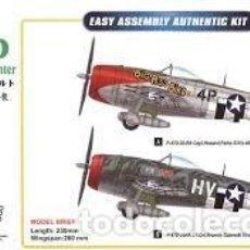 Maquetas: MAQUETA 1/48 - P-47D THUNDERBOLT FIGHTER HOBBY BOSS . Lote 114773527