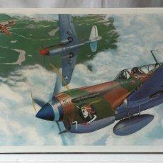 Macchiette: HASEGAWA P-40N WARHAWK 1:72. Lote 114934811