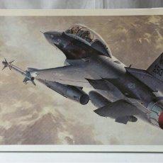 Maquetas: HASEGAWA F-16D FIGHTING FALCON 1:72. Lote 114935342