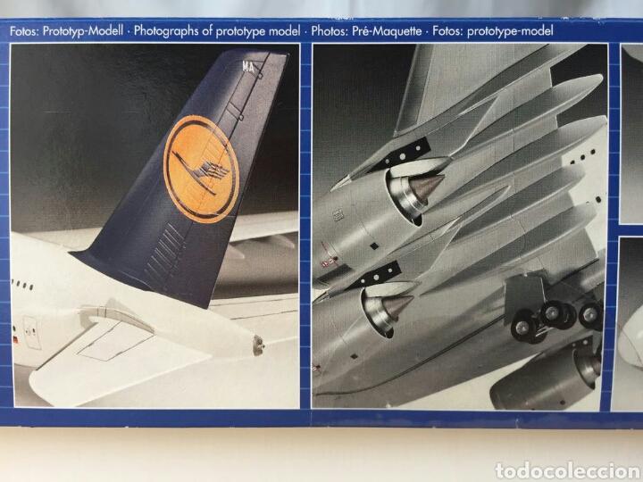 Maquetas: REVELL Airbus A380-800 Lufthansa 1:144 - Foto 2 - 230371905