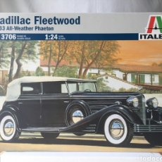 Maquetas: ITALERI CADILLAC FLEETWOOD (1933) 1:24. Lote 115017771