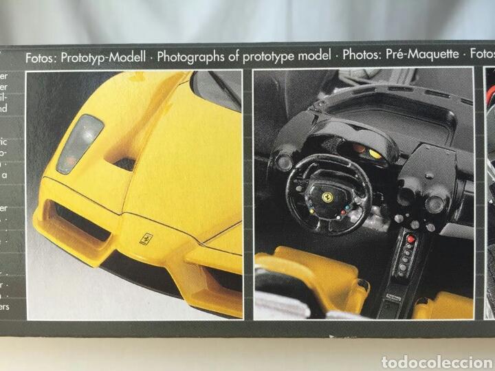 Maquetas: REVELL Ferrari ENZO 1:24 - Foto 2 - 115025688