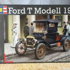 Maquetas: REVELL FORD T MODELL 1912 1:16. Lote 115031544