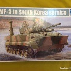 Maquetas: BMP-3 SOUTH KOREA 1:35 TRUMPETER 1:35 01533 MAQUETA CARRO. Lote 115506380