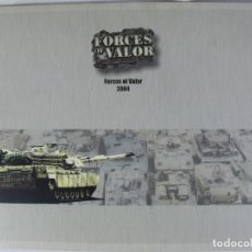 Maquetas: CATALOGO UNIMAX FORCE OF VALOR 2004 - FOV. Lote 115650783