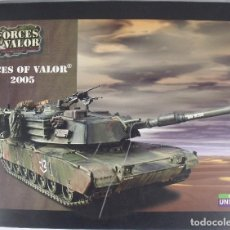 Maquetas: CATALOGO UNIMAX FORCE OF VALOR 2005 - FOV. Lote 115651539