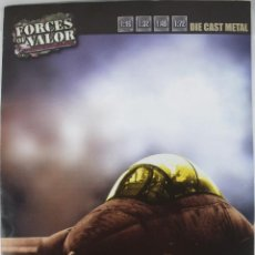 Maquetas: CATALOGO NOVEDADES UNIMAX FORCE OF VALOR 2006 - FOV. Lote 115654471
