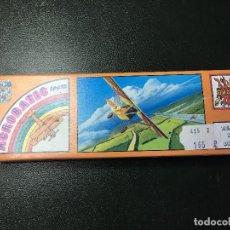 Maquetas: MAQUETA DE AVION ACROBATICO HENICHEL HS 126 DRAGON TIPO MONTAPLEX. Lote 115729975