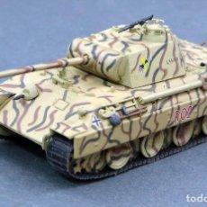 Maquetas: TANQUE MILITAR IXO ALTAYA 1/72 H0 PANZER PANTHER AUSF A 1944 CARROS BLINDADOS COMBATE. Lote 116452063