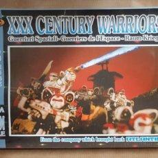 Maquetas: XXX CENTURY WARRIORS NEXUS. Lote 116542784