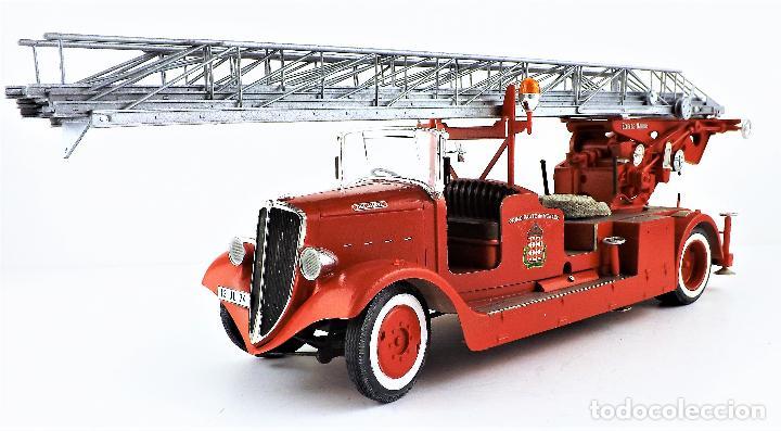 Maquetas: camión de bomberos Delahaye. Revell - Foto 3 - 117015455