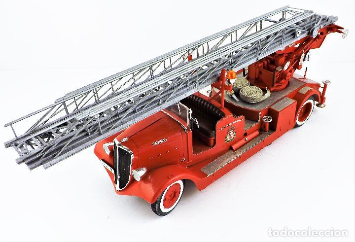 Maquetas: camión de bomberos Delahaye. Revell - Foto 4 - 117015455