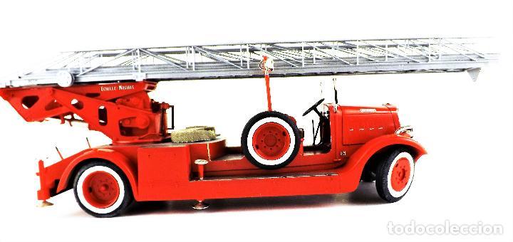 Maquetas: camión de bomberos Delahaye. Revell - Foto 6 - 117015455