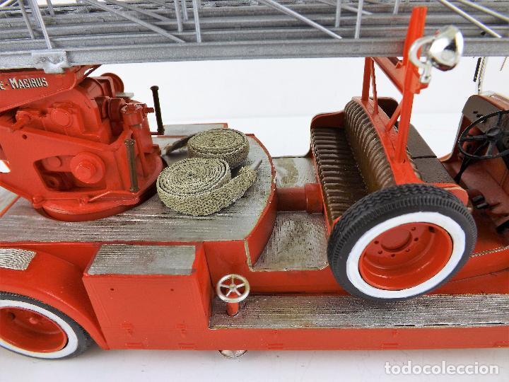 Maquetas: camión de bomberos Delahaye. Revell - Foto 7 - 117015455
