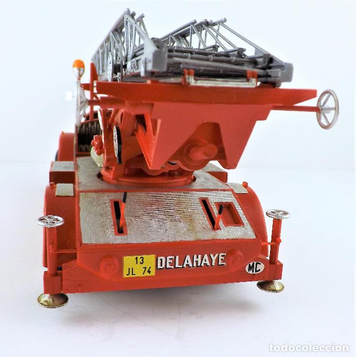 Maquetas: camión de bomberos Delahaye. Revell - Foto 8 - 117015455
