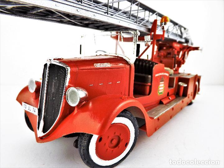 Maquetas: camión de bomberos Delahaye. Revell - Foto 11 - 117015455