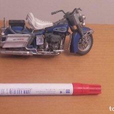 Maquetas: REPLICA MOTO HARLEY DAVIDSON ELECTRA GLIDE . Lote 117178623