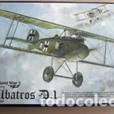Maquetas: RODEN - ALBATROS D.1 001 1/72. Lote 117468327