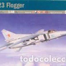 Maquetas: ITALERI - MIG-23 FLOGGER 2649 1/48 . Lote 117953983