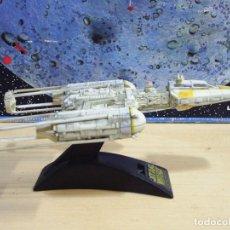Maquetas: Y-WING STAR WARS ESCALA 1/72. Lote 118030871