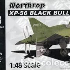 Maquetas: CZECH MODEL - NORTHROP XP-56 BLACK BULLET 4808 1/48 CON RESINAS . Lote 118065471