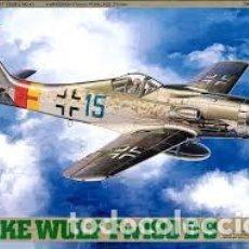 Maquetas: TAMIYA - FOCKE WULF FW 190 D9 61041 1/48 . Lote 118074335