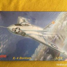 Maquetas: NORTHROP X-4 BANTAM 1:72 MPM 72093 MAQUETA AVION. Lote 118120999