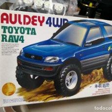 Maquetas: MAQUETA MONTAR AULDEY 4WD TOYOTA RAV4 AÑO 1995 ESCALA 1/32. Lote 118384571