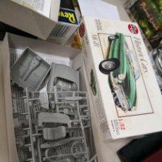 Maquetas: MAQUETAS MONTAR AIRFIX HISTORIC CARS 1:32 MGB Y REGALO JAGUAR SPECIAL EDITION. Lote 118386955