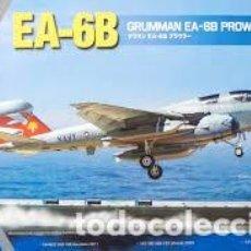 Maquetas: MAQUETA 1/48 - EA-6B GRUMMAN EA-6B PROWLER KINETIC - NR. K48044 - 1:48. Lote 118794183