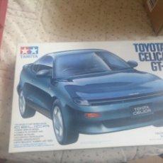 Maquetas: TAMIYA TOYOTA CELICA GT-R. Lote 118872212