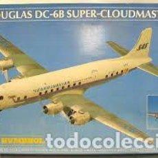 Maquetas: HELLER - DOUGLAS DC-6B SUPER-CLOUDMASTER 80315 1/72. Lote 119148239