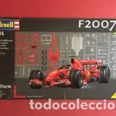 Maquetas: REVELL - FERRARI F1 2007 07252 1/24. Lote 119149571